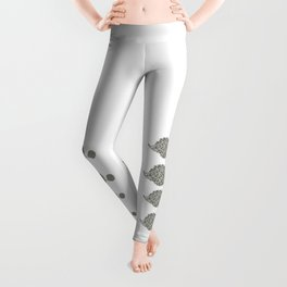 Hedgehogs family Leggings
