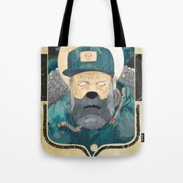Modern day Pirate. Tote Bag