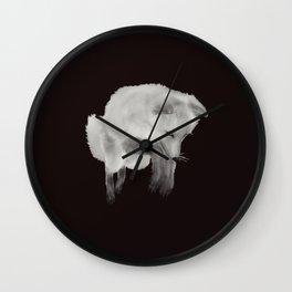 Fox loup renard Wall Clock