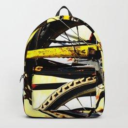 abstract bike Backpack