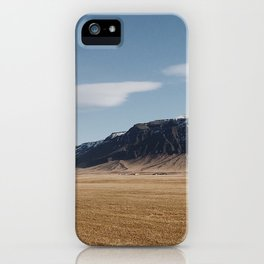 Iceland iPhone Case