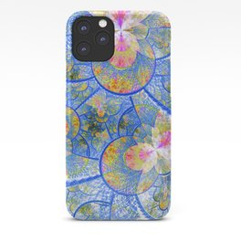 Water Lily Haze iPhone Case