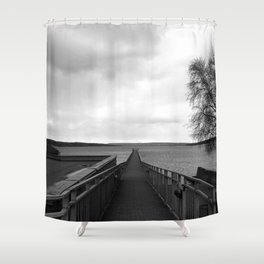 Skaneateles Shower Curtain