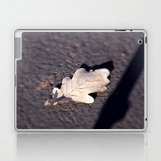 Fallen Leaf Laptop & iPad Skin