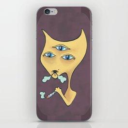 3rdHighCat iPhone Skin