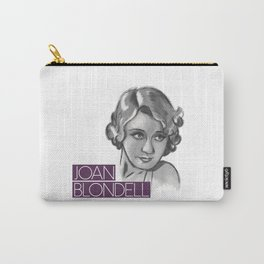 1930s Joan Carry-All Pouch