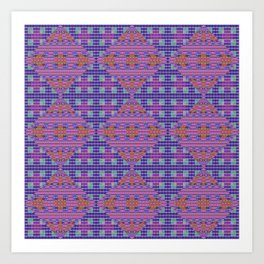 Quilt of Quilts Art Print