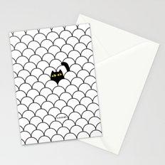 I Creep On You II Stationery Cards