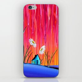 Where Flowers Bloom iPhone Skin