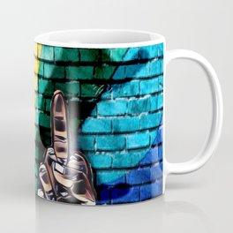 EFF cats rainbows and unicorns Coffee Mug