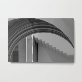 juxtaposition Metal Print