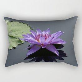 Evening Shadows Rectangular Pillow