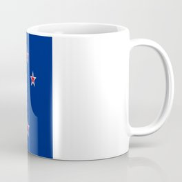 The Flag of New Zealand Coffee Mug