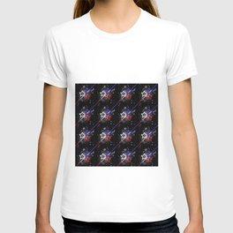 Stars and Stripes Pattern T-shirt