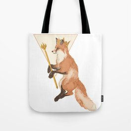 The Trickster King Tote Bag