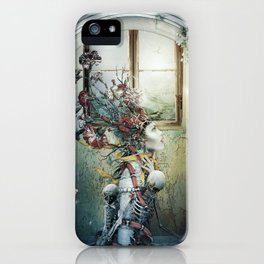 Life in Death iPhone Case