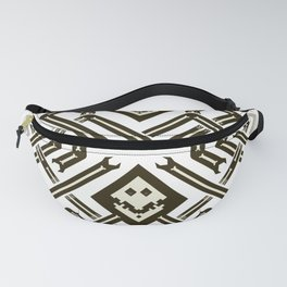 Playing Cards - Diamond Fanny Pack