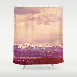 Let Life Surprise You Shower Curtain