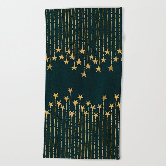 Sky Full Of Stars Beach Towel