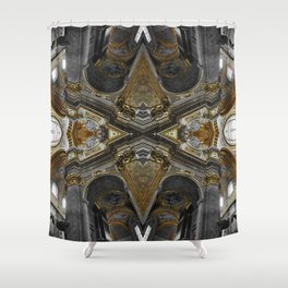 Roma II Shower Curtain
