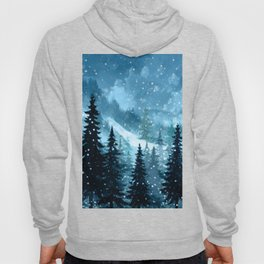 Winter Night Hoody