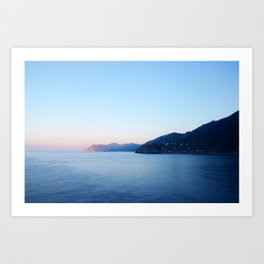 I See The Sea Art Print