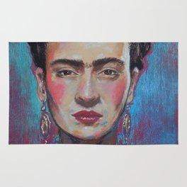Frida Kahlo Rug