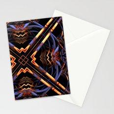 Criss Cross II Stationery Cards