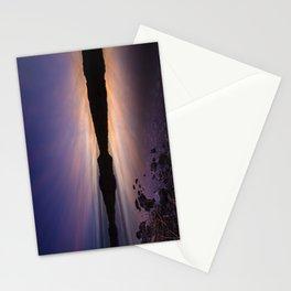 Pahranagat National Wildlife Refuge Sunset #2 Stationery Cards