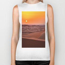 Sun desert 4 Biker Tank