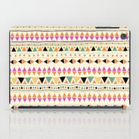 indie iPad Cases featuring INDIE SUMMER by Nika