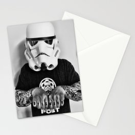Knuckle Up Stationery Cards