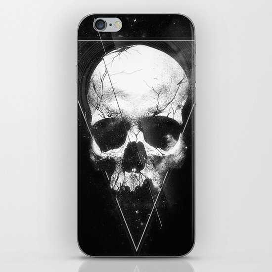We Are All Made of Stars iPhone & iPod Skin