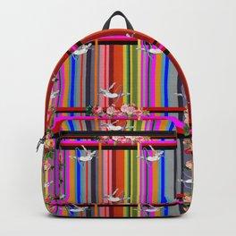 Mad Tartan & Hoop Divers Backpack