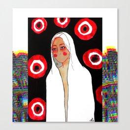 Lost Identity Canvas Print
