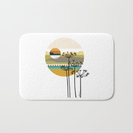 Hunting High And Low Bath Mat