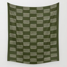 hatches –small doug fir Wall Tapestry