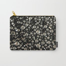Glass Beads & Sequins Carry-All Pouch