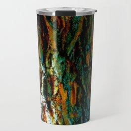 Tree Abstract Travel Mug