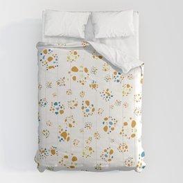Multicolor dot pattern Comforters