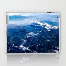 Mountains with snow winter nature Laptop & iPad Skin