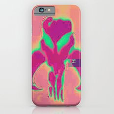 Glitchy Mandalorian Slim Case iPhone 6s