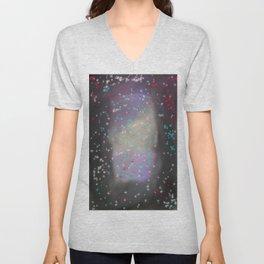 galazy Unisex V-Neck