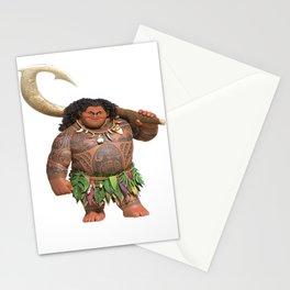 Maui Partner Of Moana Stationery Cards