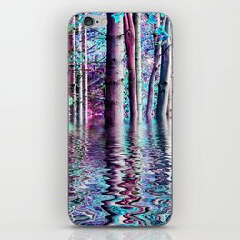 PEACE TREE-TY iPhone Skin