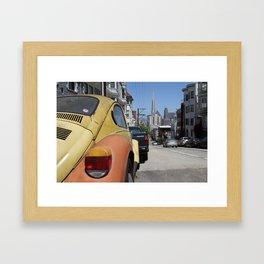 BugAtHome Framed Art Print