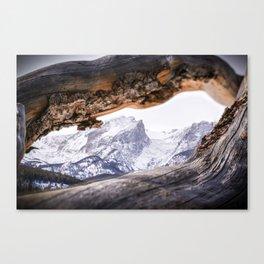 Sprague Lake, Estes Park, CO Canvas Print