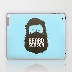 Beard Season Laptop & iPad Skin