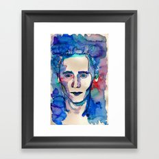 Tom Framed Art Print