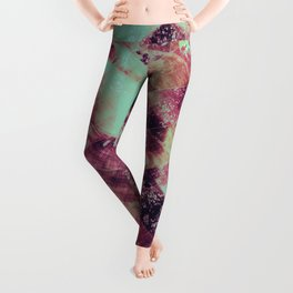 Abstract Geometric Background #32 Leggings